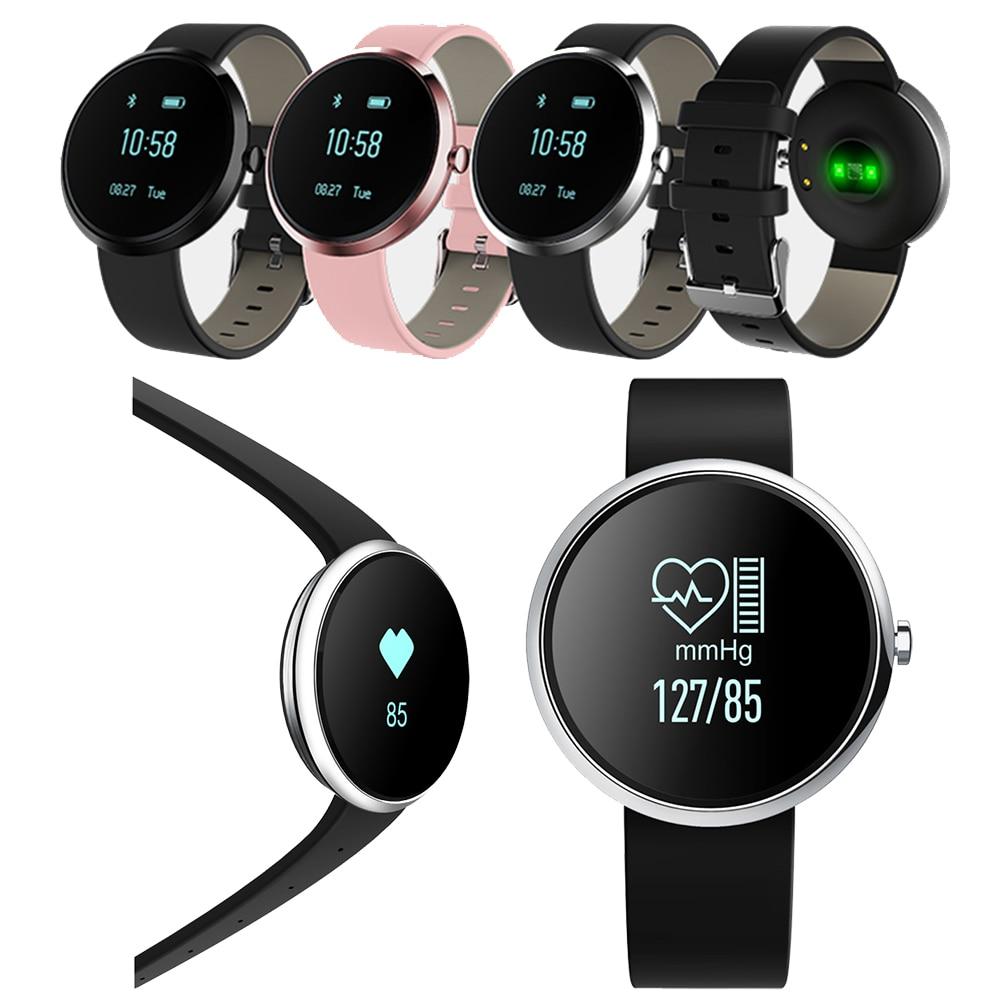 imágenes para Teamyo H09 Pulsera Inteligente de La Presión Arterial Monitor de Ritmo Cardíaco Actividad Rastreador Smartwatch Cardiaco Banda Inteligente para IOS Android