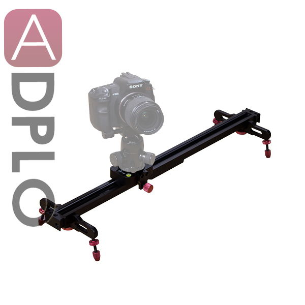 40 (1000mm) Video Slider Rail Dolly Track Camera Camcorder Slider Tracking