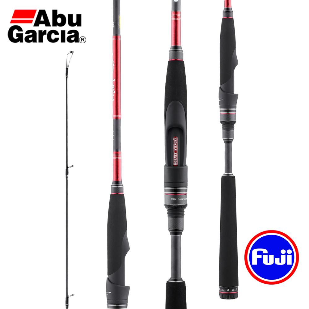 Carbon-Fishing-Rod Guide-Rings Stinger FUJI Abu Garcia Hornet Action-Lure with M/Ml