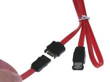 CY Chenyang SATA Male to eSATA FEMA Cable for  PS3 External HDD SA-020 premium external esata to sata cable 102cm length