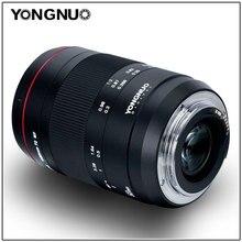 YONGNUO макрообъектив YN60mm F2 MF для 700D 70D 650D 750D 1200D 6D mark II 5D mark IV Canon DSLR камеры