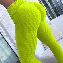 New Bumps Style Leggings Put Hip Fold Elastic High Waist Legging Breathable Slim Pants