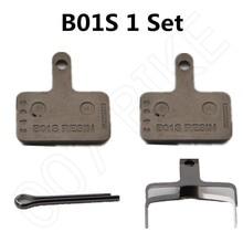 Shimano Brake Pads Mtb Pastiglie B01s Deore M315/m355/m395/m446/m575/m525/m486/m485/m445 - Original
