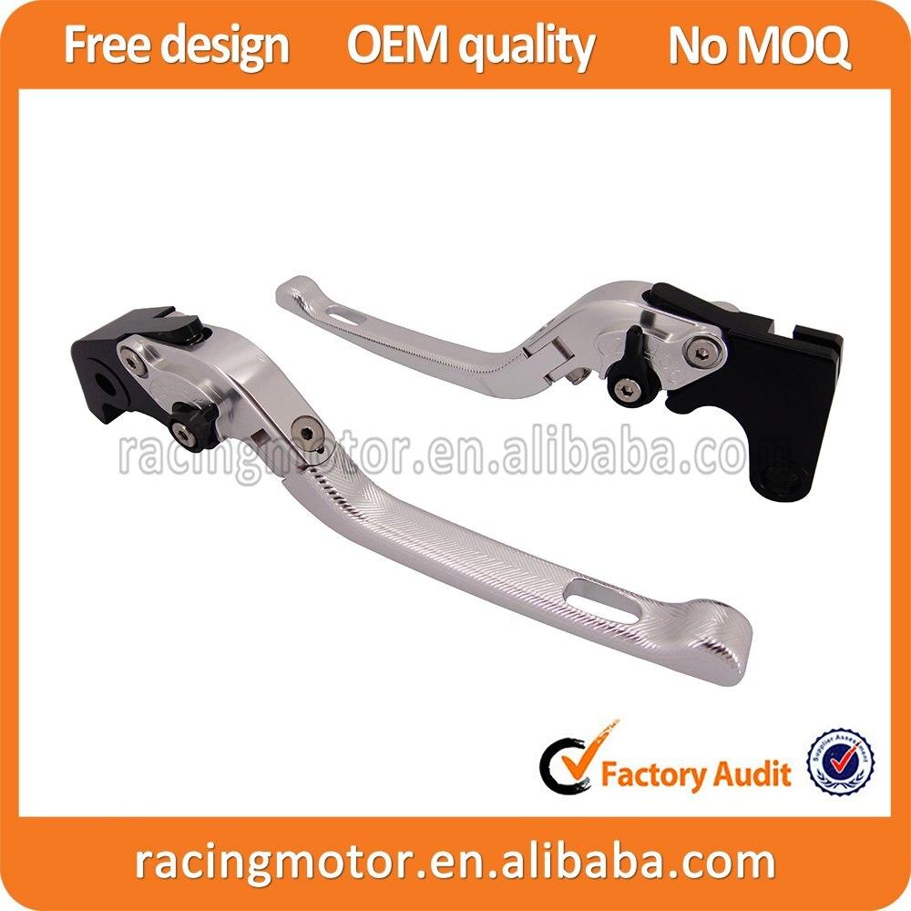 Adjustable CNC 3D Feel Folding Brake Clutch Levers For Yamaha TDM 900  2005  2010 billet alu folding adjustable brake clutch levers for motoguzzi griso 850 breva 1100 norge 1200 06 2013 07 08 1200 sport stelvio
