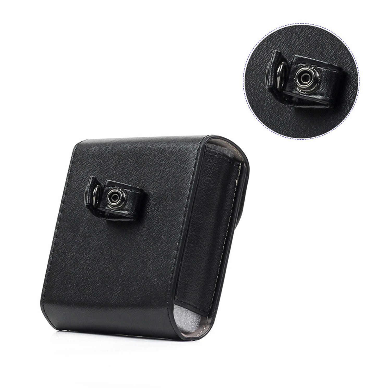 Besegad À Prova D' Água de Couro PU Saco De Armazenamento Caso Bolso Bolsa para Fujifilm Instax Fotos Quadrado SQ20 SQ10 SQ6 SP-3 6 10 câmera 20