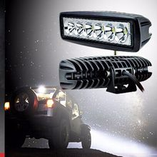 LED Spotlights IP68 1800LM Mini Car LED Light Bar as Worklight / Flood Light / Spot Light for Boating
