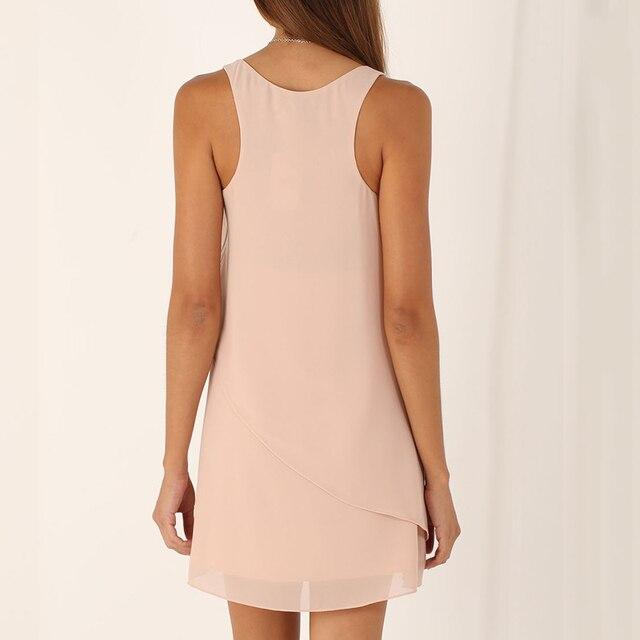 ... Dress Chiffon Summer Dresses Eliacher Brand Plus Size Casual Women  Clothing Chic Evening Party shift Dresses vestidos. Previous. Next 0afc8794b4a5