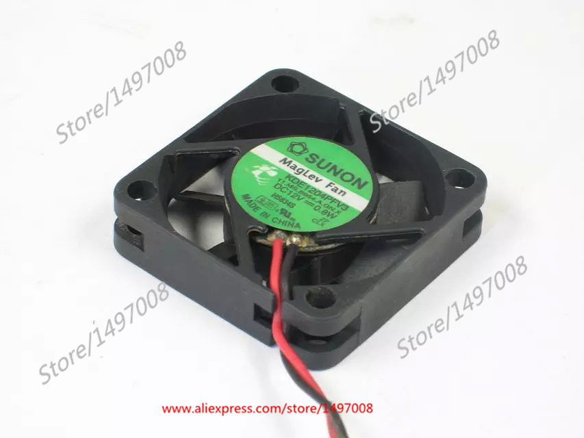 SUNON KDE1204PFV3, 11.MS.B954.A.GN.X DC 12V 0.8W 40x40x10mm Server fan ...