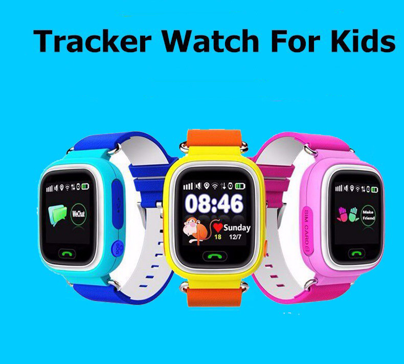 GPS Q90 Smart Watch Touch Clocks WIFI Location Children Baby SOS Call Finder Track gps Kid Safe Anti-Lost Monitor Device PK Q730 (2)