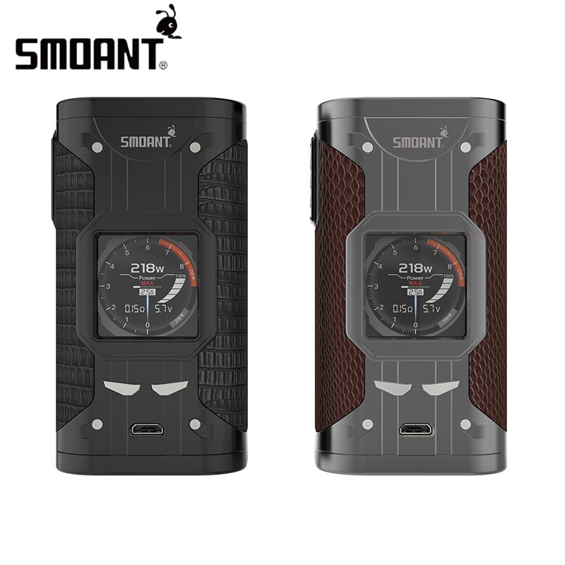 New Original 218w Smoant Cylon TC Mod 218 w VW Variable Wattage E Cigarette 510 Thread Vape Mod For Ecigs Vaporizer Atomizer стоимость
