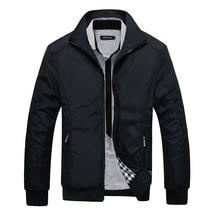Мужская ветровка пальто марка повседневная бомбардировщик куртка мужчины стилет 2016 Новый отложным Воротником Тонкий Оптовая и Пальто 4XL 5XL
