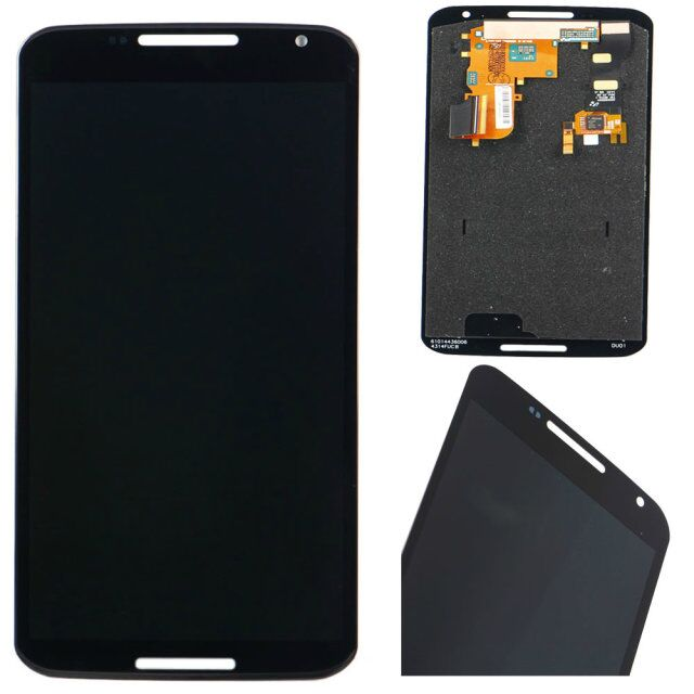 Подробнее о LCD display Digitizer touch screen Assembly For Motorola Google Nexus 6 XT1100 XT1103 Black original nexus 6 lcd panel for motorola google nexus 6 xt1100 xt1103 lcd display touch screen digitizer with frame assembly