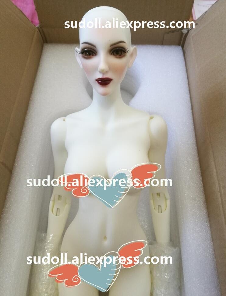 SuDoll Hot Sale BJD Doll 1/3 free eyes Beautiful Woman