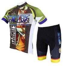 Anime One Piece Usopp  Cycling Jersey Men Cycling Equipment Cycling Sets X075