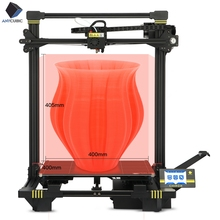 2019 Anycubic 3D Printer Plus Size Pringting 3d Printer Kits Diy Fdm Tft Ultrabase Hoge Precisie Impressora 3d Drucker