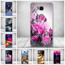 on sale e12d2 1f46d Pour Huawei honor 5 X Soft Case TPU Couverture Pour Huawei honor 5X5 X X5  GR5