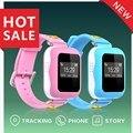 Lbs rastreador gps smart watch phone seguro garoto relógio de pulso wi-fi modo de posicionamento gps para o miúdo criança anti-perdido do monitor wearable dispositivos