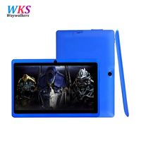Allwinner A33 Quad Core 7 Inch Tablet Q88 WIFI Bluetooth MID Dual Cameras Android 4 4