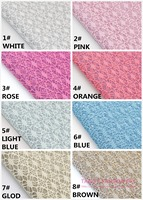 10PCS NEW LEATHER High Quality DIY PU Lace Glittle Leather 30X26 5cm Per Pcs 10 Colors