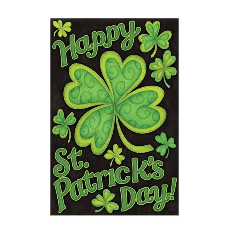 Irish St. Patrick's Day Garden Flag 2018 New Fashion ...