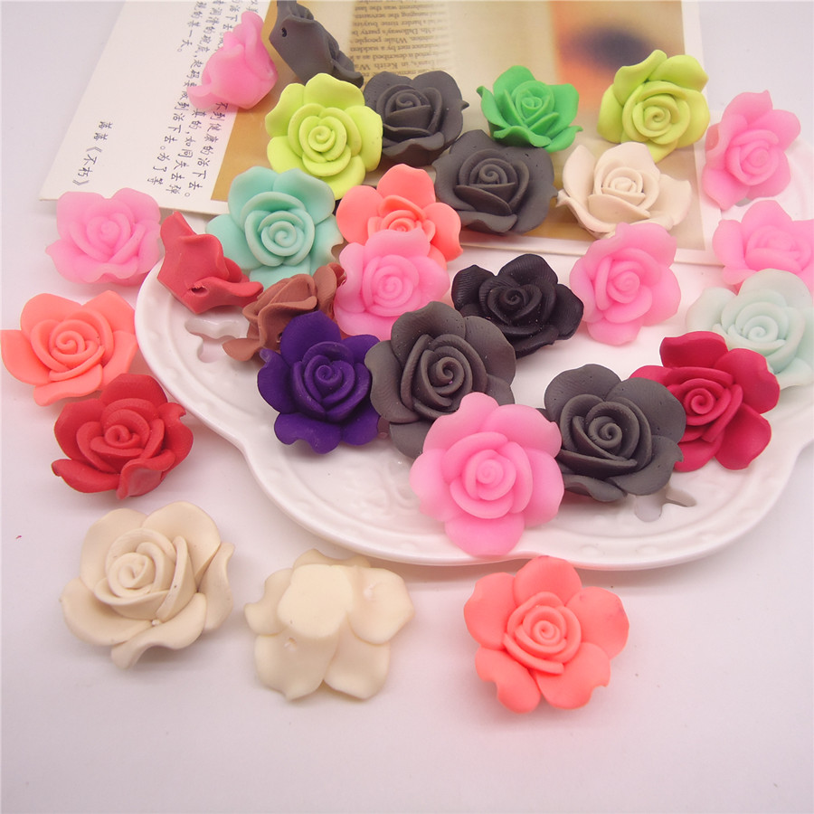 Buy fimo polymer clay flower cabochons and get free shipping on buy fimo polymer clay flower cabochons and get free shipping on aliexpress izmirmasajfo Images