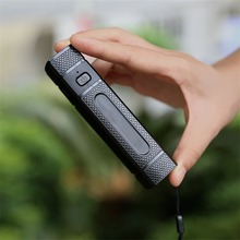 Wopow power Bank 2600 мАч с комсветодиодный пасом светодиодный фонарик Внешний Аккумулятор быстрое зарядное устройство портативное зарядное устройство для мобильных телефонов