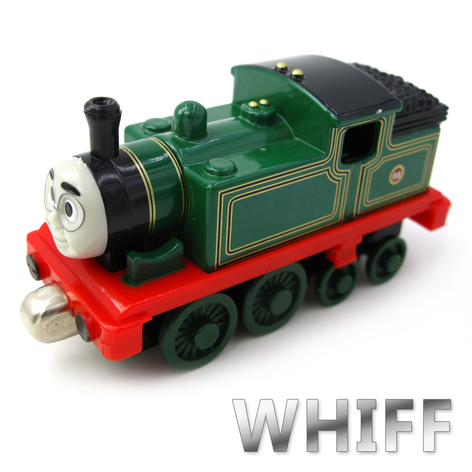 Diecasts Vehicles Thomas T139D WHIFF Thomas And Friends Magnetic Tomas Truck Car Locomotive Engine Railway Train Toys for Boys