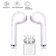Wireless Earpiece Bluetooth Headset