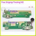 Original para ZOPO ZP998 USB enchufe de carga a bordo Phone Cables Flex micrófono del teléfono celular del USB con vibrador motor envío gratis