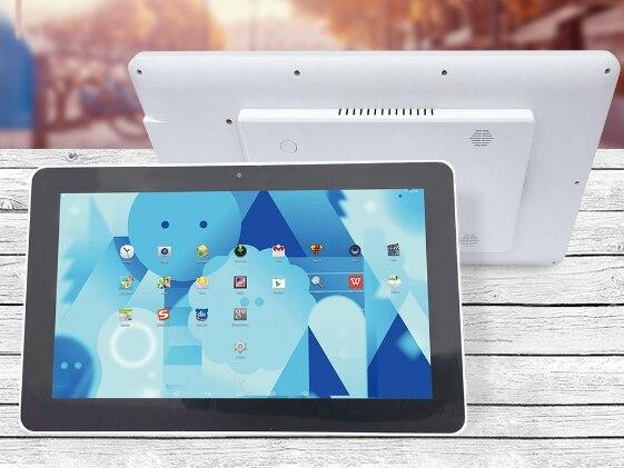 Tablette PC numérique Android avec écran tactile lcd 10.1/14/15.6/18 pouces/moniteur/affichage avec fonction de reconnaissance visage/empreinte digitale