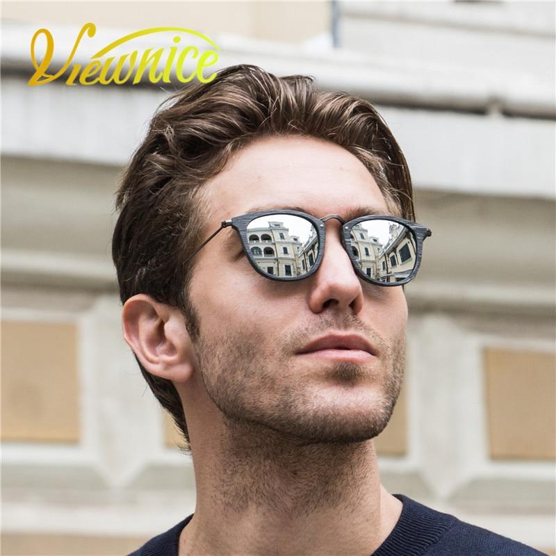 Viewnice Wanita Kacamata Kayu Terpolarisasi Kacamata Matahari Pria - Aksesori pakaian - Foto 1