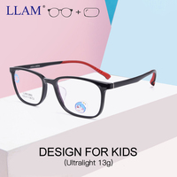 Kids Prescription Glasses Flexible Corrective Glasses for Boys Girls 9 15 Soft Eyeglasses TR90 Teenagers Spectacles Optical Lens