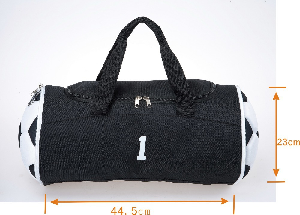 2018 Nylon Mäns resväskor Stor kapacitet fotbollsportsporter Mäns - Väskor för bagage och resor - Foto 6