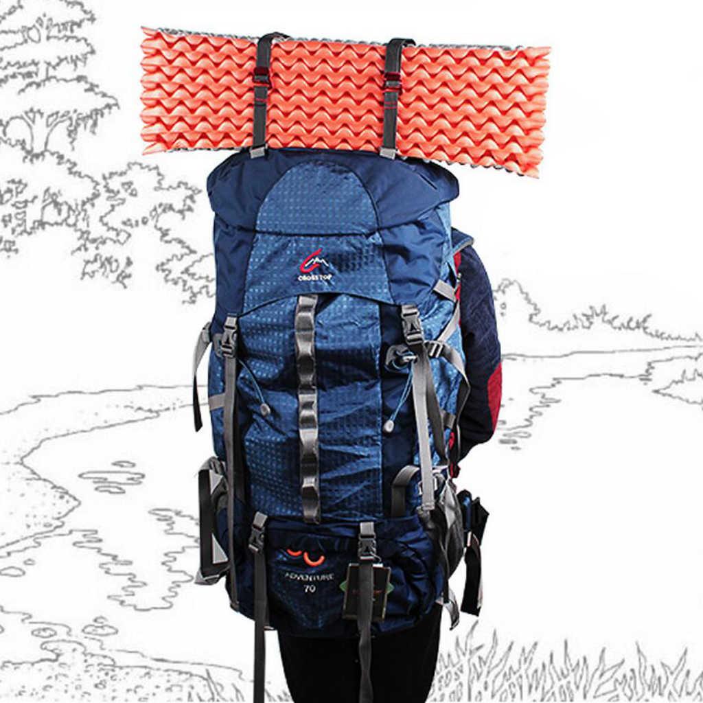 สีดำสายรัดสำหรับ Bundling กระเป๋าเดินทาง,เต็นท์,กระเป๋าเป้สะพายหลัง