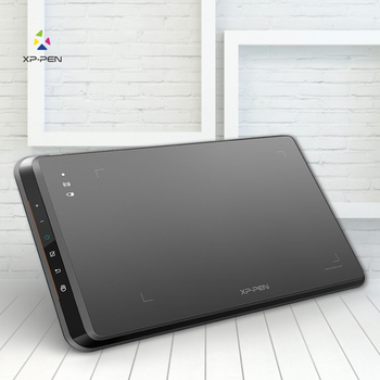 XP-Pen Star05 Wireless Battery-free Stylus Graphics Drawing TabletDrawing Board with Touch Express Keys Гриль