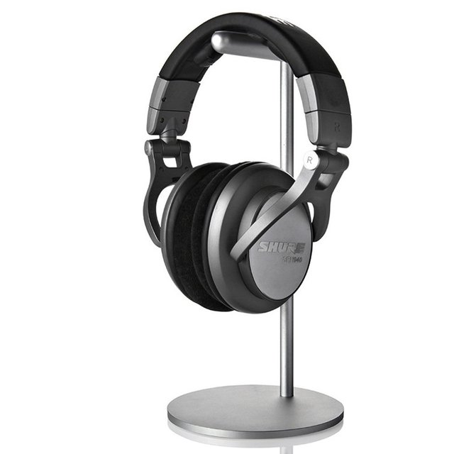 Aluminium Gaming Headset Headphone Stand Seenda Z16 Earphone Desk Display Hanger Rack Le Compatible With