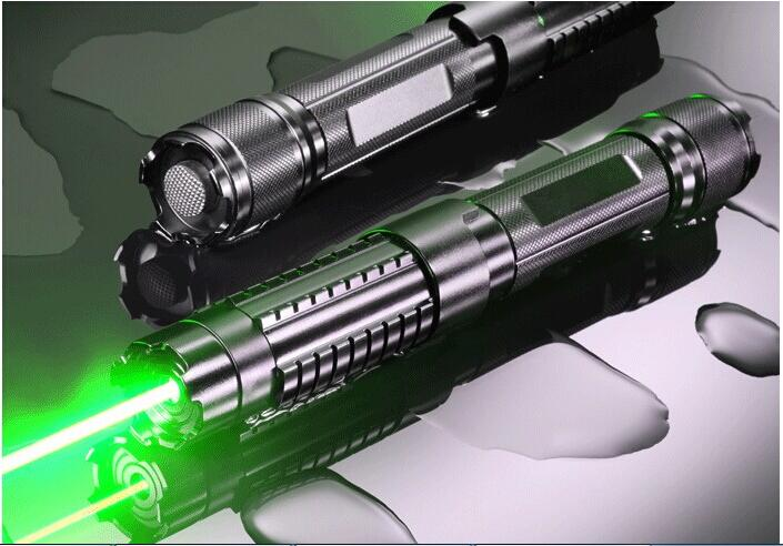 AAA 532nm High Power military 100w 100000mW green Laser Pointer Flashlight burn match candle lit cigarette wicked LAZER Hunting.