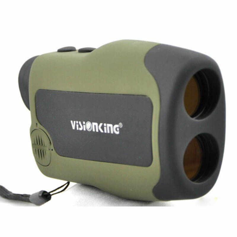 محدد ليزر Visionking 6x25CL 600 متر أحادي العين من العيار الكبير محدد للعين للجولف والصيد