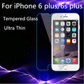 0.26mm HD Clear Tempered Glass For Apple iphone 4 4s 5 5s 5c  6 6s 7plus Premium Screen Anti Shatter Protector Film