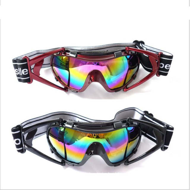 12cd87faf2d4 Best winter snowboard ski goggles Prevent wind UV400 oculos de sol gafas  snow motocross spectaclefashion uvex