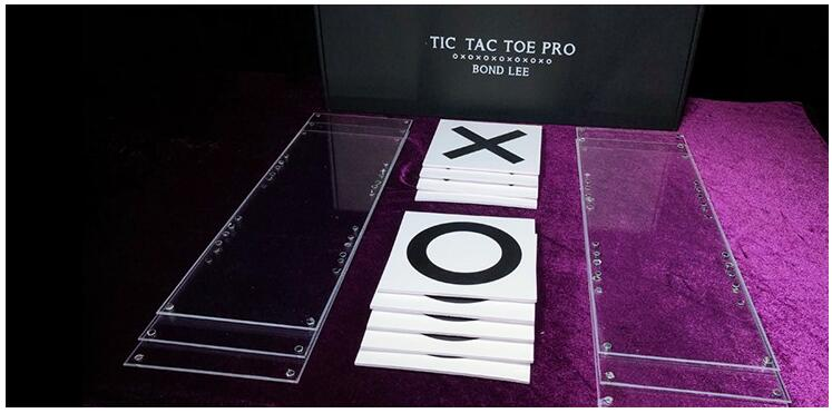 Tic Tac Toe Pro By Bond Lee-magic Tricks
