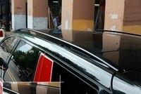 Для Land Rover Дискавери Спорт 2015 2016 металлический черный топ стойки для крыши автомобиля баров 1 комплект