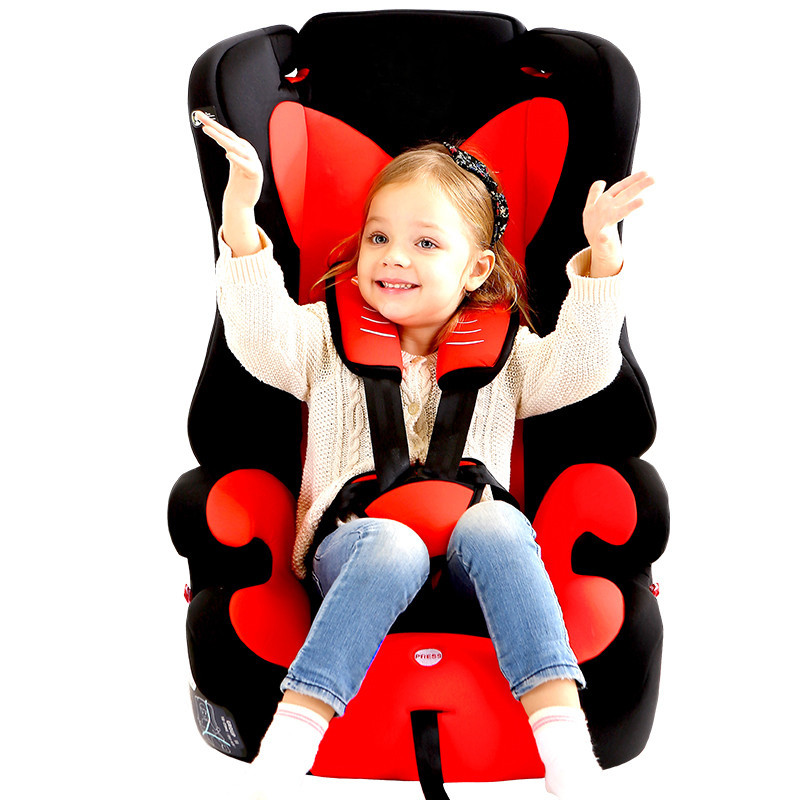 Fashion Children Safety Car Seat , Baby Car Seat, Auto Chair for 9 Months ~ 12 Years Old Kids beiand t10 composite cotton children car safety seat red