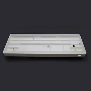 Image 4 - Toptan Mini klavye GH60 plastik kasa 60% mekanik oyun klavye uyumlu Poker2 Pok3r Faceu 60 plastik kabuk