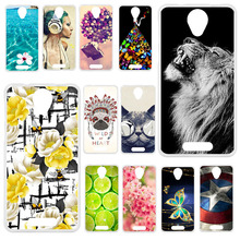 TAOYUNXI Phone Cases For BQ 6050 BQ Mobile Case Silicone Cover For BQS 6050 Jumbo Soft TPU Cover Painted case bag Fundas цены