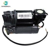 Luftfederung Kompressor Pumpe w/4 Ecke Nivellierung Fit für BMW E53 X5 37226787617 37226753862