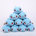Monsters Pikachu Squirtle Charmander Eevee Umbreon Sylveon Espeon Bulbasaur Plush Toys Soft Stuffed Dolls 10cm 10pcs/lot
