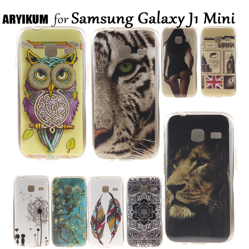 ARYIKUM Silicon Case For Samsung Galaxy J1 J 1 Mini J1Mini sm-j105h/ds Case For Samsung j105h sm-j105h Cover For Samsung J1 Mini