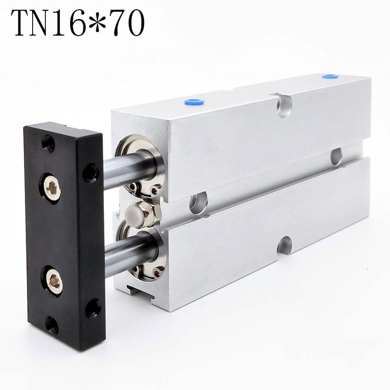 1pcs TN16*70 Pneumatic Cylinder Standard Aluminium Alloy б у шины 235 70 16 или 245 70 16 только в г воронеже