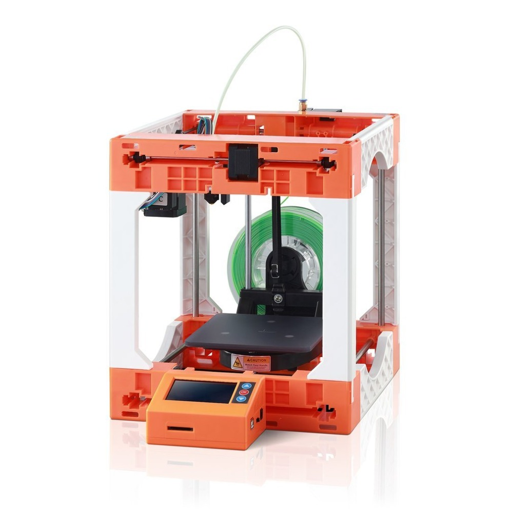 110V AC~220V AC Mini Desktop 3D Printer with Extruder Filament LCD Screen Display DIY 3D Printing Machine Easy to Assemble 2018 new diy tt 1s mini 3d printer 220v 110v universal made from cn fully assembled supplied with 0 3kg filament in random color